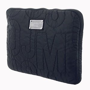 MARC by MARC JACOBS: Quilted Nylon Laptop Case